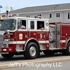 Bladensburg, MD Fire Department Pumper