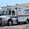 Laurel, MD Volunteer Rescue Squad Ambulance #49B - Renumbered