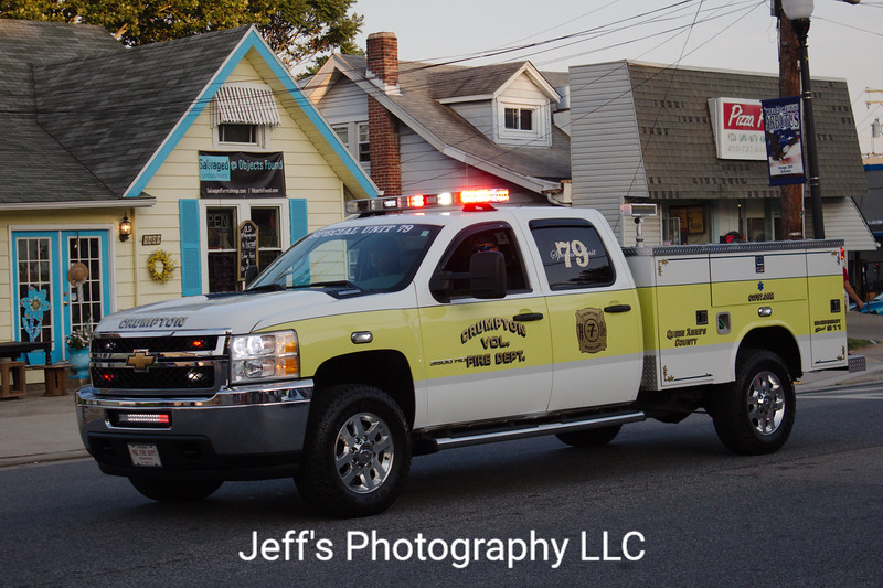 Crumpton, MD Volunteer Fire Department Special Unit #79