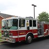 Sudlersville, MD Volunteer Fire Company Pumper #65