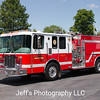Sudlersville, MD Volunteer Fire Company Pumper #64