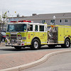 Pittsville, MD Volunteer Fire Department Pumper #707