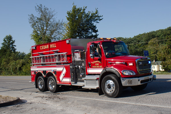 Cedar Hill, MO Fire Protection District Tanker #7723
