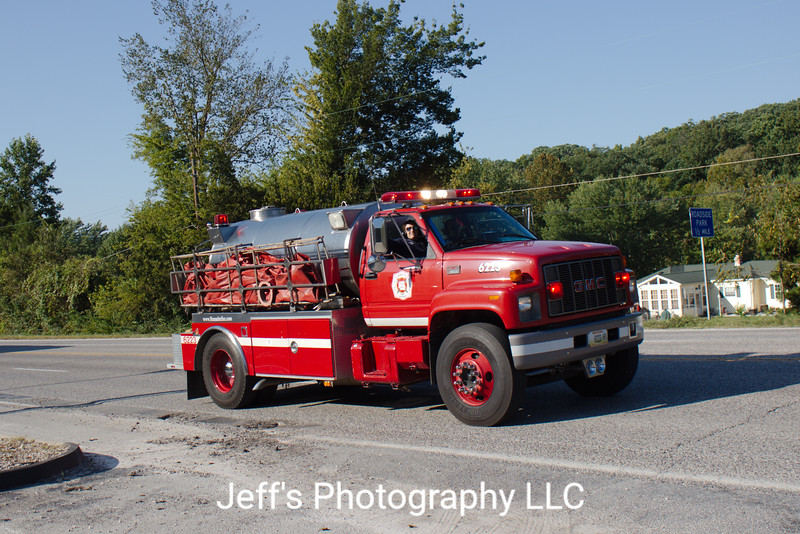 Hematite Fire Protection District, Festus, MO, Tanker #6223
