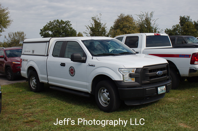 Rock Community Fire Protection District, Arnold, MO, Utility #7104