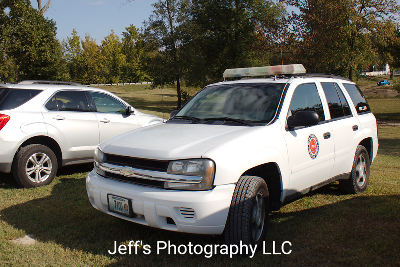 Rock Community Fire Protection District, Arnold, MO, Chief's Car #7100
