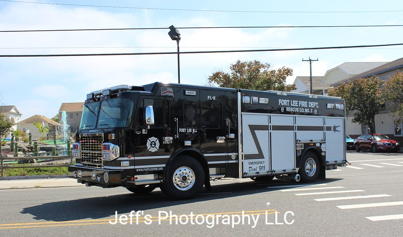 Fort Lee, NJ Fire Department Rescue Engine #2