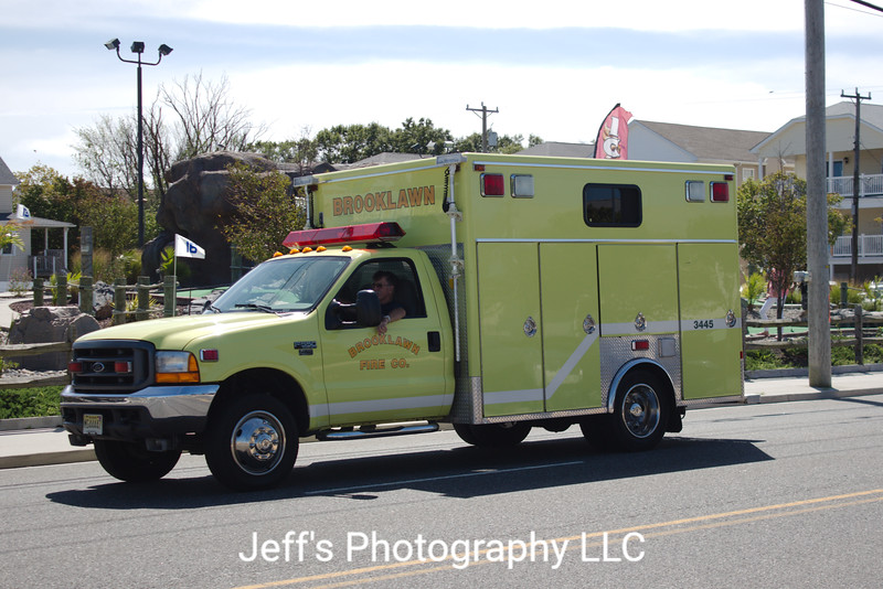 Brooklawn, NJ Fire Company Utility #3445