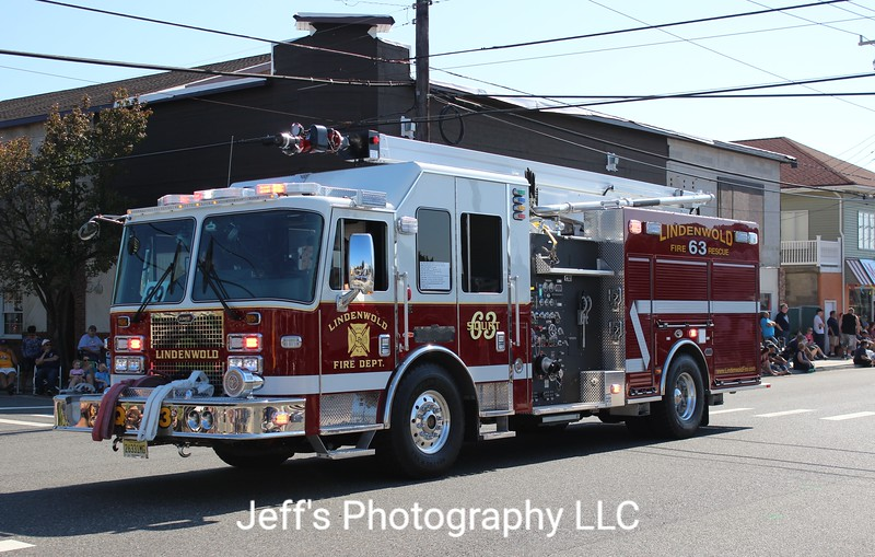 Lindenwold, NJ Fire Department Squirt #63