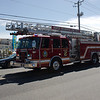 North Wildwood, NJ Fire Department Quint #2 - RETIRED