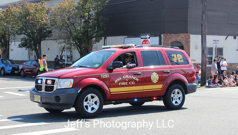 Rio Grande, NJ Fire Company Chief's Car #7201