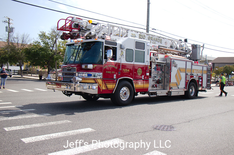 Rio Grande, NJ Fire Company Ladder #7254