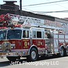 Gibbstown, NJ Volunteer Fire Company Quint #2116