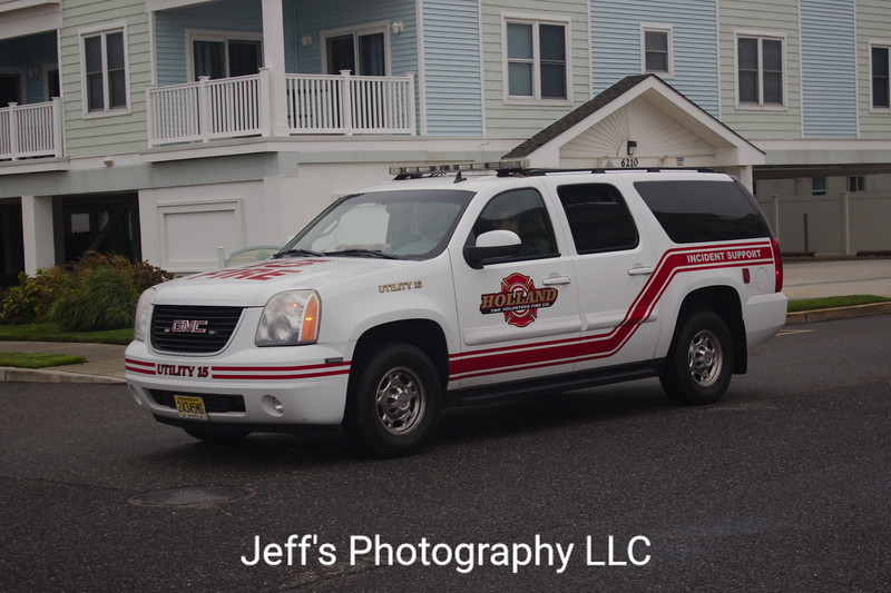 Holland Township Volunteer Fire Company, Milford, NJ, Utility #15