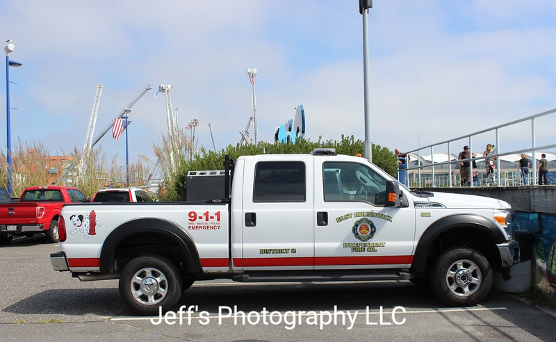 East Brunswick, NJ Independent Fire Company Utility #811