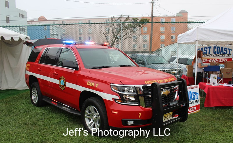Edison Township, NJ Division of Fire Chief's Car #7