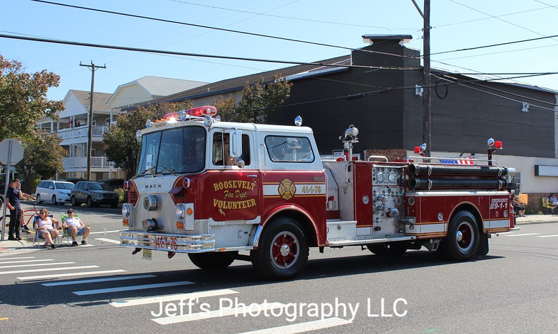 Roosevelt, NJ Volunteer Fire Company Pumper #41-1-76