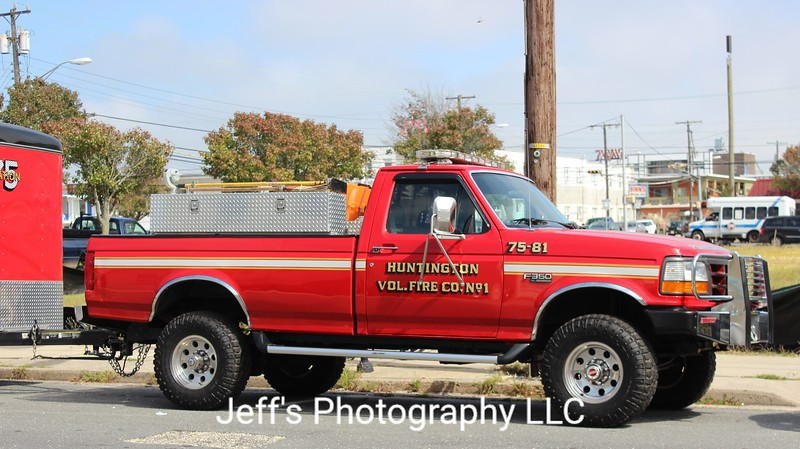 Huntington Volunteer Fire Company No. 1, Phillipsburg, NJ Utility #75-81