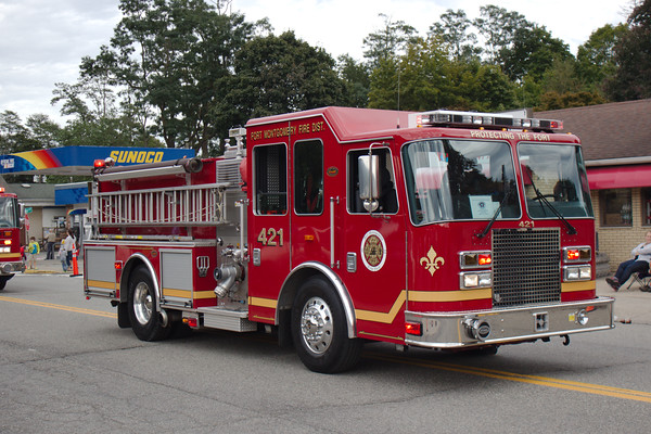 Fort Montgomery, NY Fire Department Pumper #421