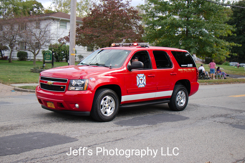 Good-Will Fire Department, Newburgh, NY, Chief's Car