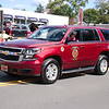 Johnson, NY Fire Department Assistant Chief's Car
