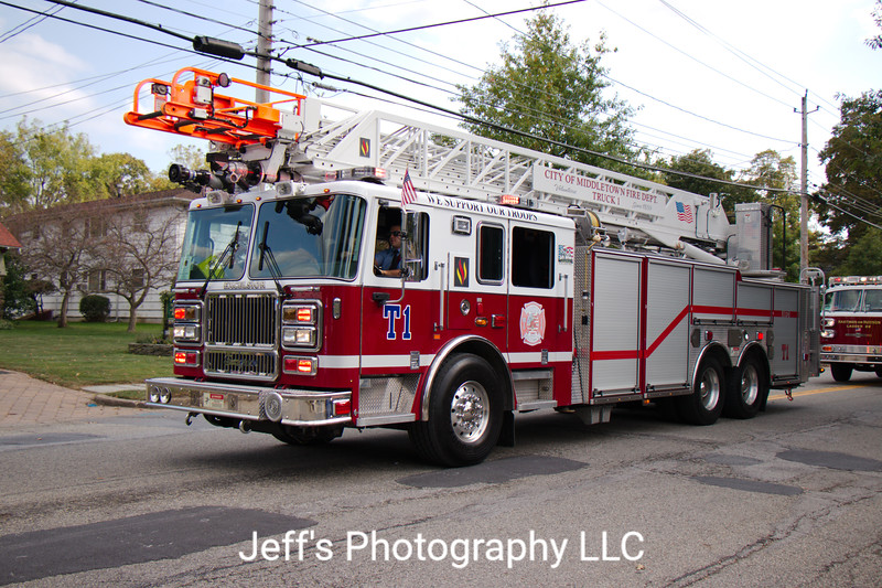 Middletown, NY Fire Department Ladder #1