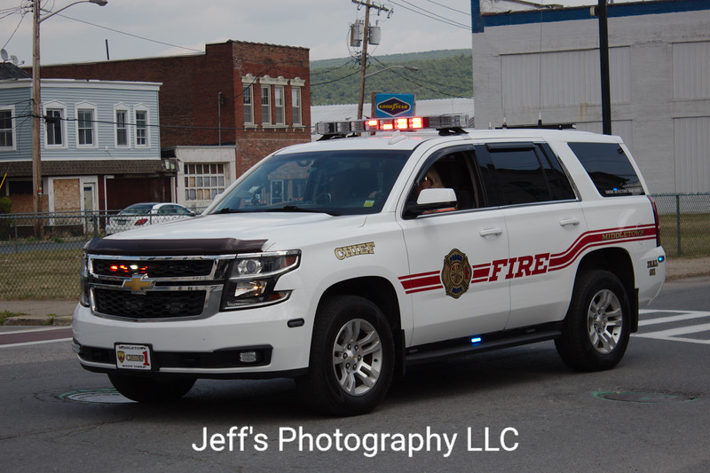 Middletown, NY Fire Department Chief's Car #1
