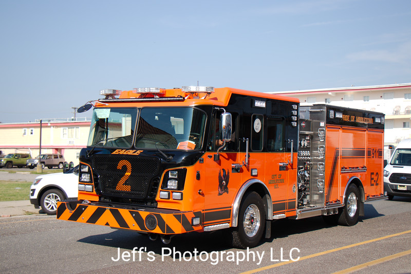 Middletown, NY Fire Department Pumper #E-2