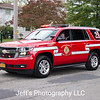 Montgomery, NY Volunteer Fire Department Chief's Car #2