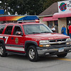 Pocatello Fire Company, Middletown, NY, Chief's Car #2 - RETIRED