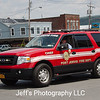 Port Jervis, NY Fire Department Chief's Car