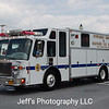 Port Jervis, NY Fire Department Rescue Engine #3