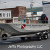 Port Jervis, NY Fire Department Boat