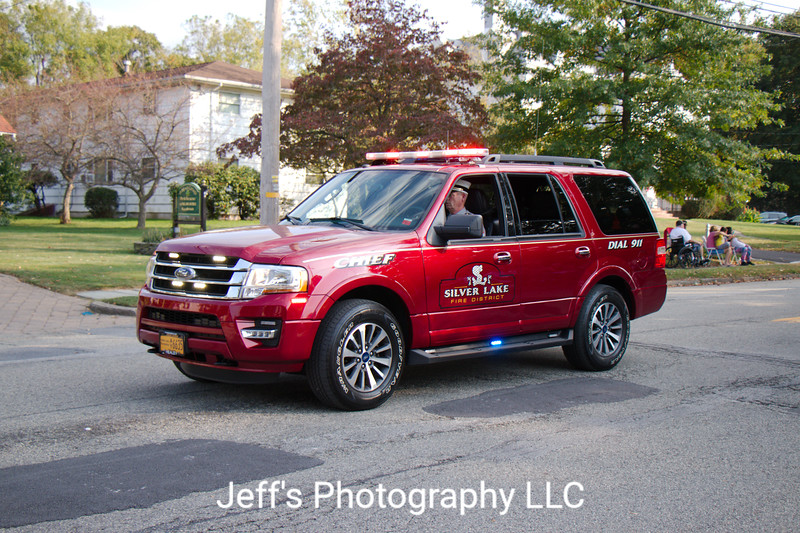 Silver Lake Fire District, Middletown, NY, Chief's Car