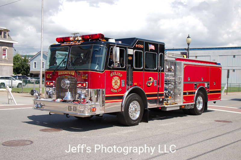 Haverstraw, NY Fire Department Pumper #4-1750