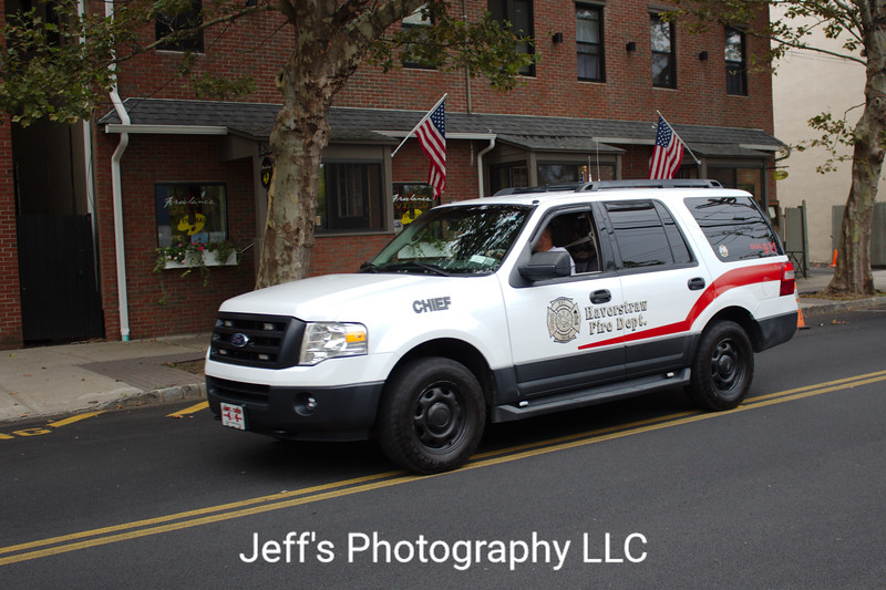 Haverstraw, NY Fire Department Chief's Car #4-3