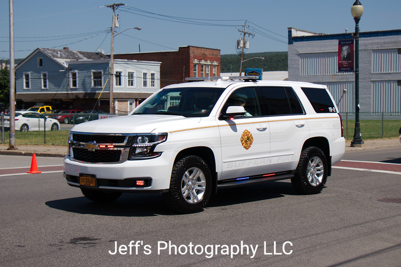Suffern, NY Fire Department Chief's Car #19-2