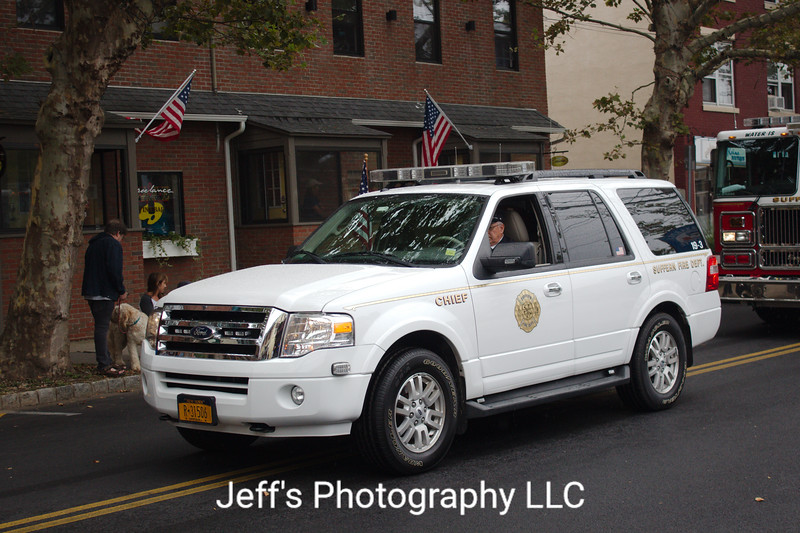 Suffern, NY Fire Department Chief's Car #19-3
