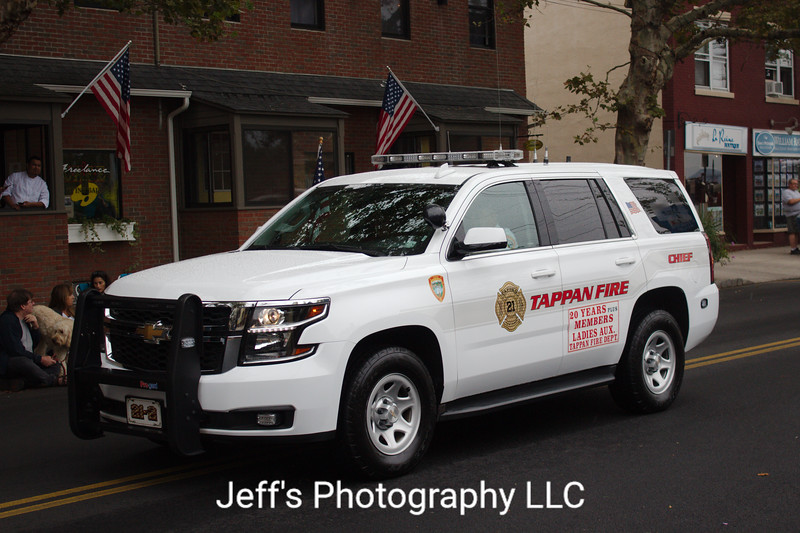 Tappan, NY Fire Department Chief's Car #21-2