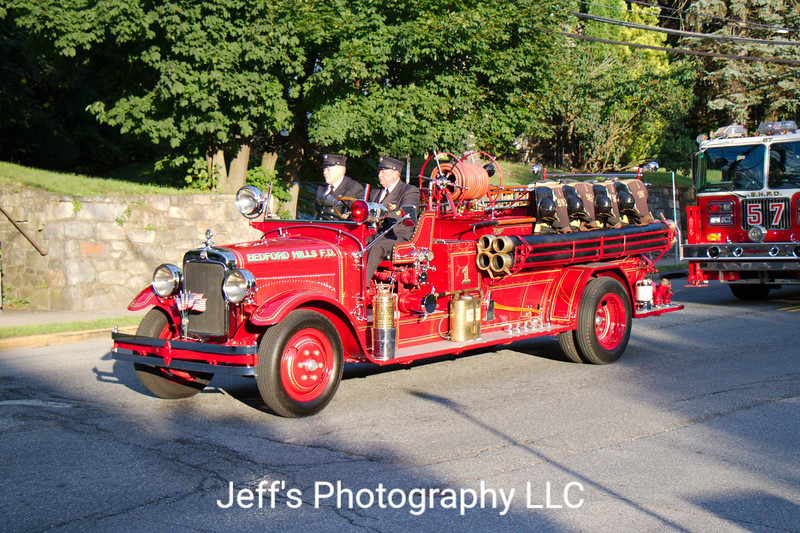 Bedford Hills, NY Fire Department Pumper #196