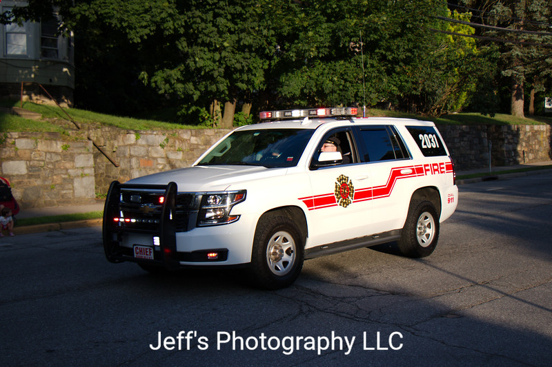 Bedford Hills, NY Fire Department Chief's Car #2031