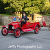 Thornwood, NY Fire Department 1917 Model T Chief's Car with Hand Pumper