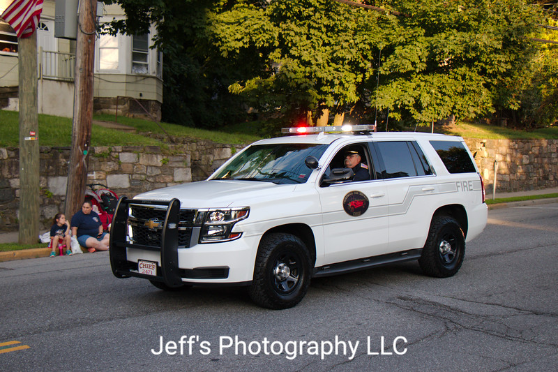 Thornwood, NY Fire Department Chief's Car #2471