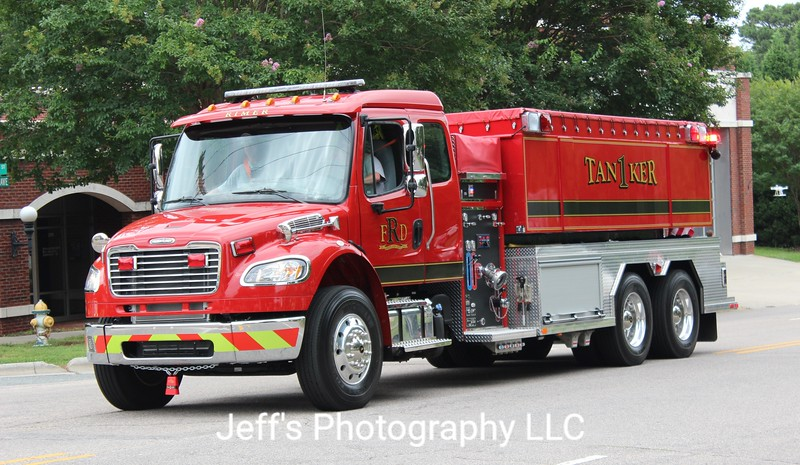 Rimer Volunteer Fire Department, Concord, NC Tanker #1