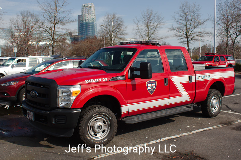 Roanoke Island Volunteer Fire Department, Manteo, NC, Utility #17