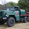 North Carolina Forest Service Fire Department Brush Truck #10-E1