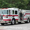 Franklin Township Volunteer Fire Department, Salisbury, NC Pumper
