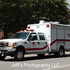 Wake County Public Safety Center, Raleigh, NC, Rescue Truck