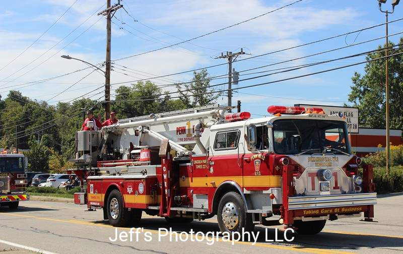 Penn Hills, PA - Lincoln Park Fire Department Tower #221