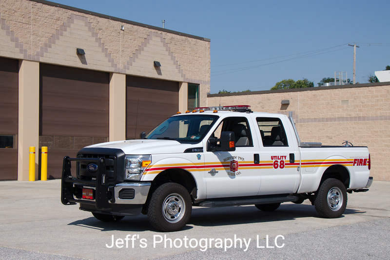 Fairview Township Fire Department, New Cumberland, PA, Utility #68